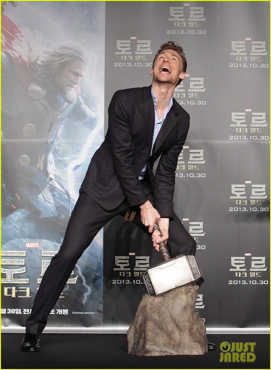 tom hiddleston thor the dark world seoul press conference 092971658
