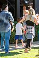 hilary duff mike comrie halloween party with luca 05