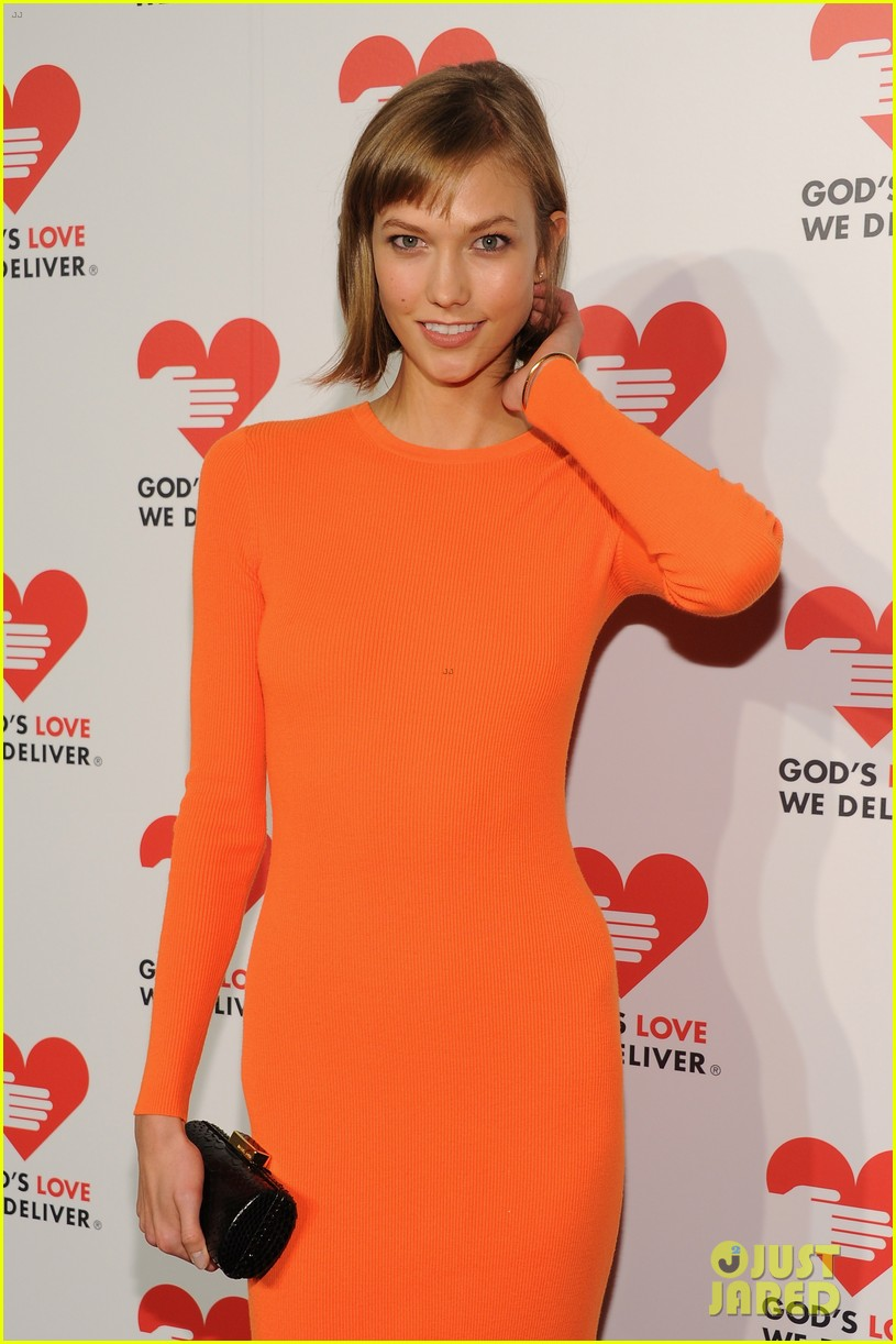 jennifer hudson karlie kloss support gods love we deliver 16