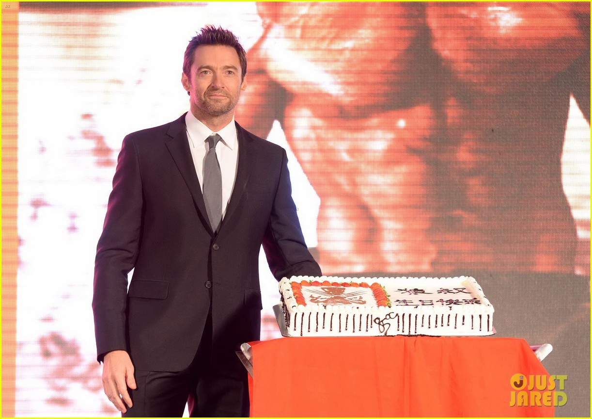 hugh jackman premieres the wolverine in china 192972684