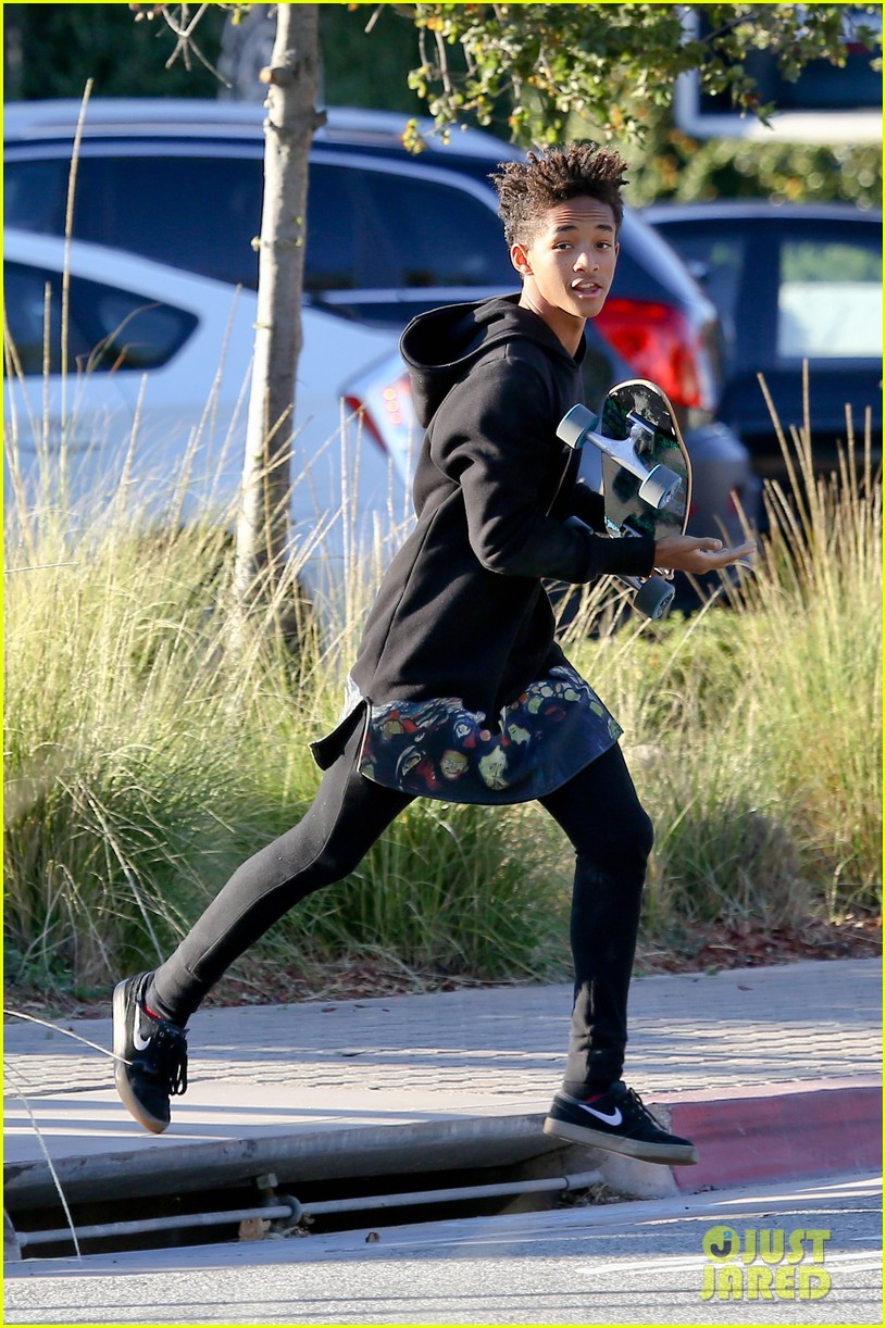 willow jaden smith dash to brentwood country mart 02