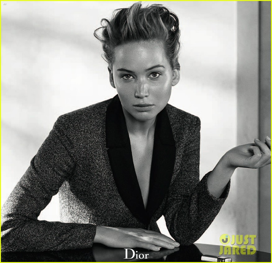jennifer lawrence dior magazine photo shoot 01