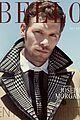 joseph morgan bello magazine october 2013 01