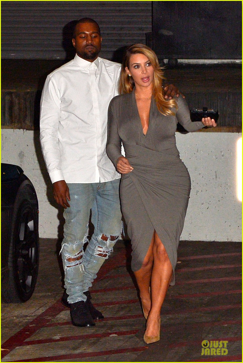 kim kardashian kanye west la opera date night 052970413