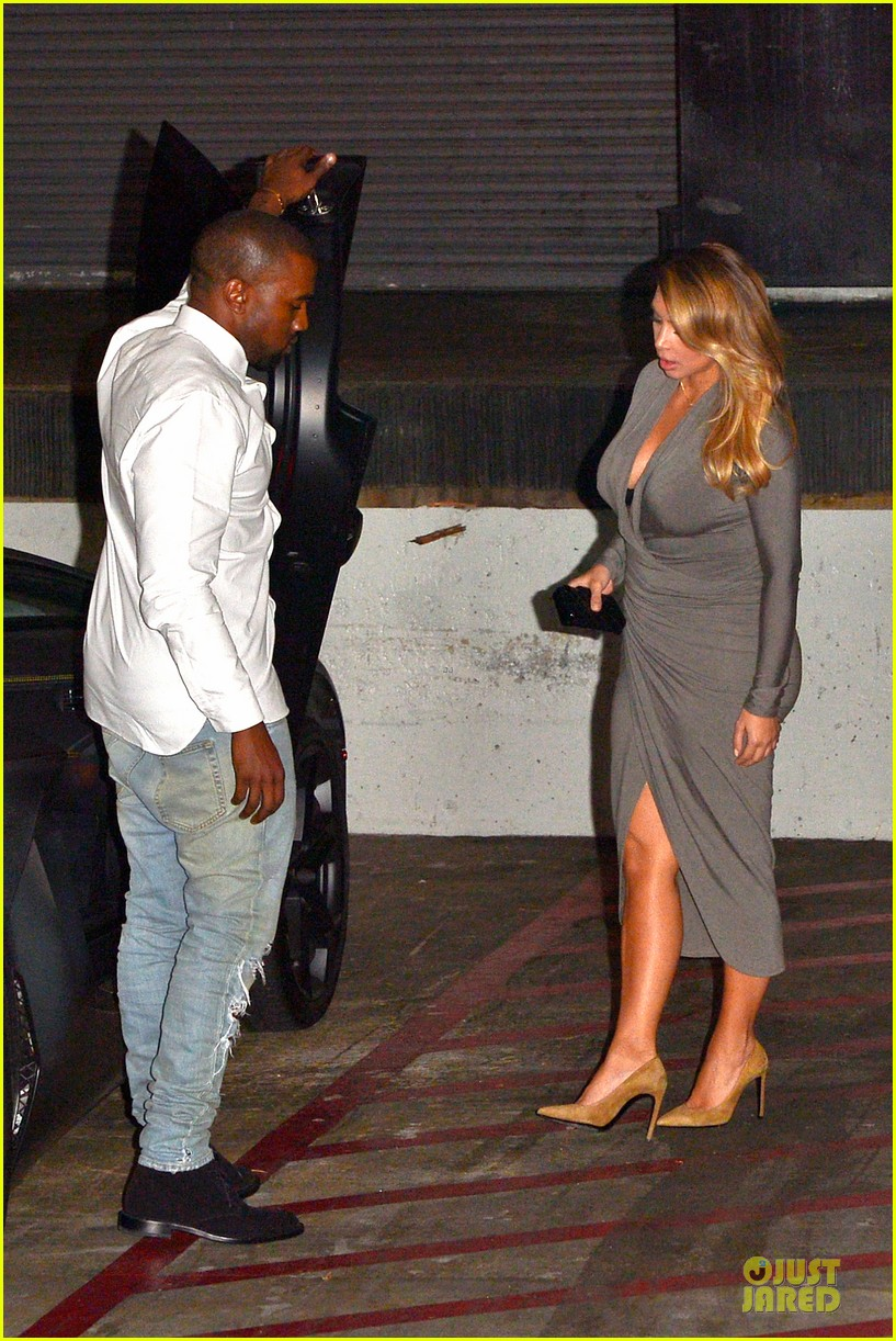 kim kardashian kanye west la opera date night 232970431