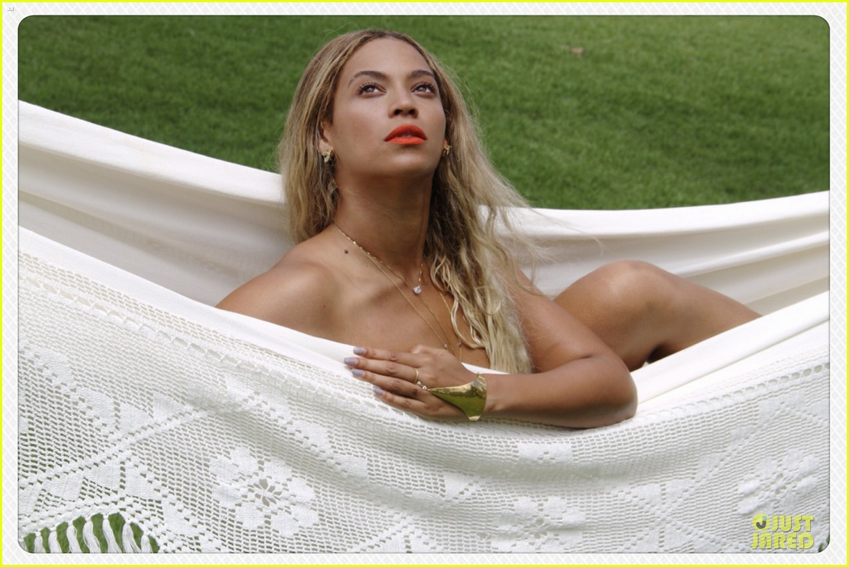 beyonce knowles goes nude in a hammock 012974971