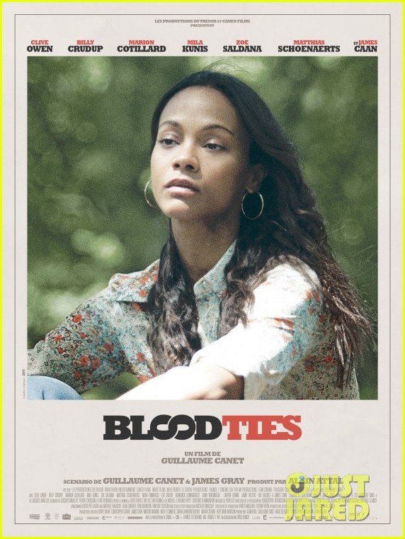 mila kunis new blood ties character posters 02