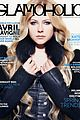 avril lavigne covers glamoholic october 2013 05