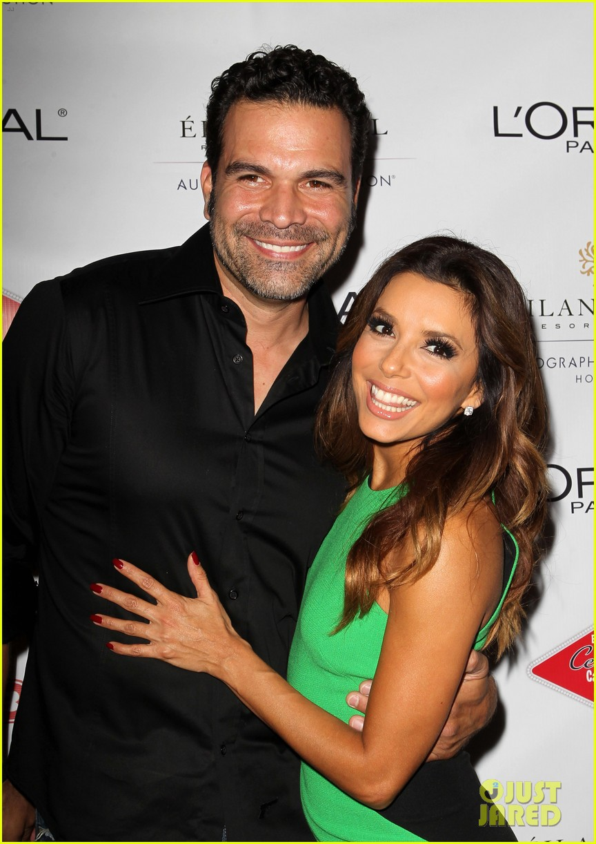 eva longoria evas heroes casino night 2013 02