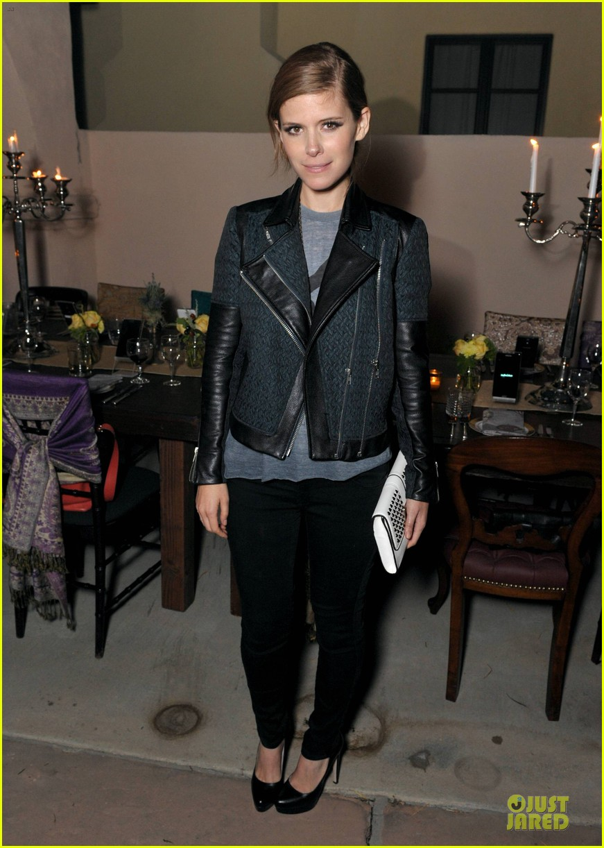 kate mara bff johnny wujek spinmedia supper club 032969372