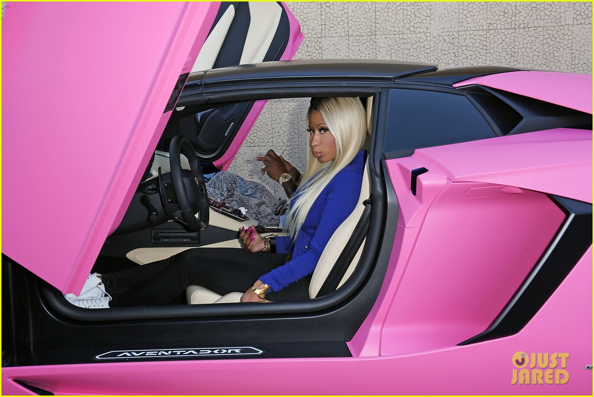 nicki minaj kmart collection shop your way event 11