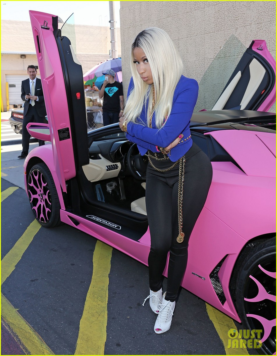 nicki minaj kmart collection shop your way event 22