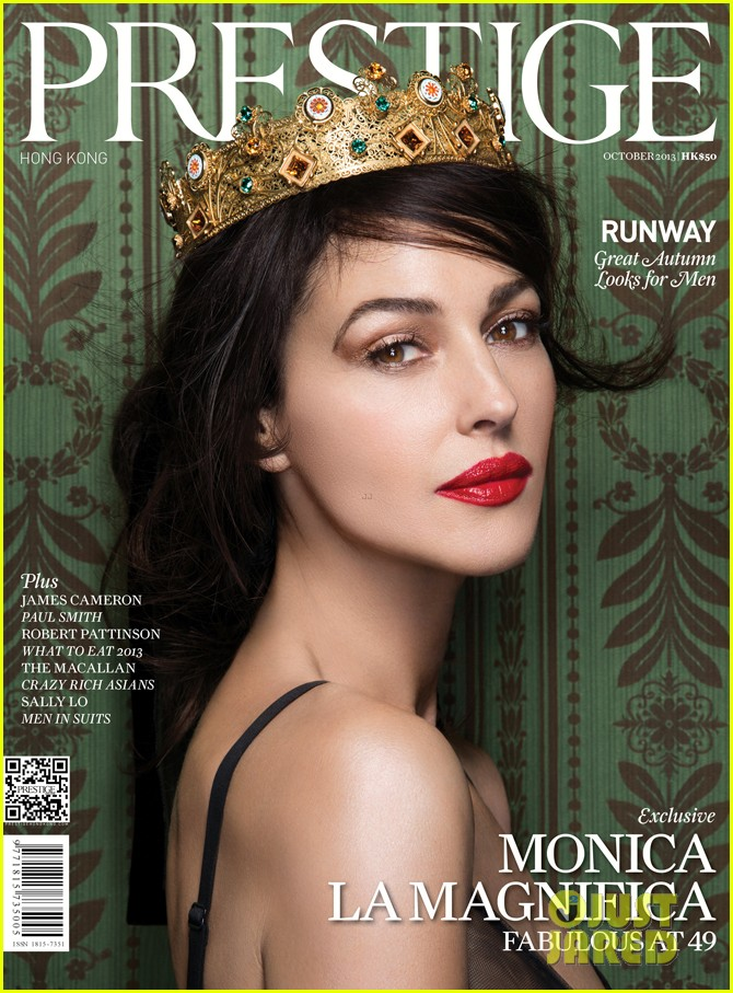 monica bellucci covers prestige hong kong october 2013 01