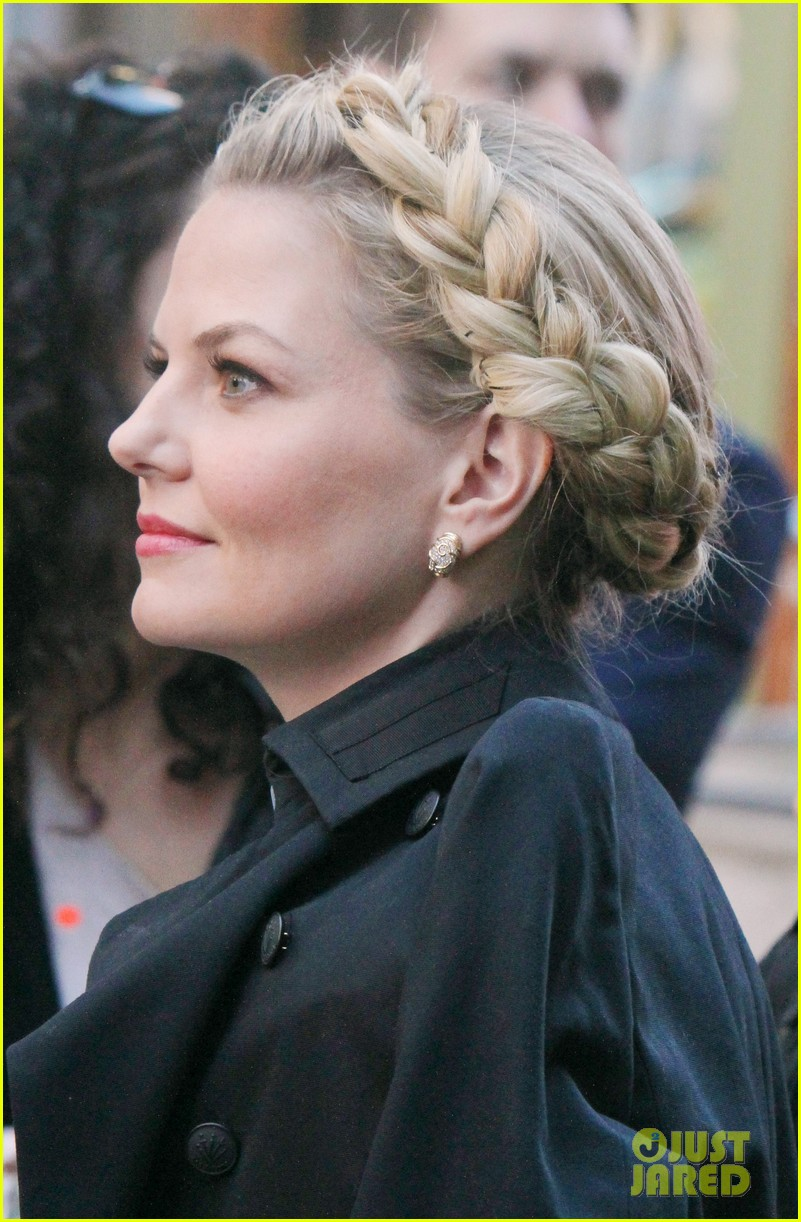 jennifer morrison promotes once upon a time in nyc 152976954