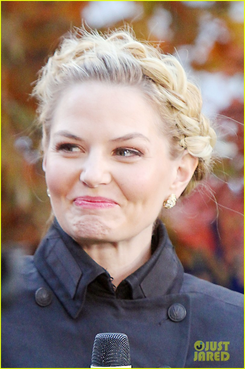 jennifer morrison promotes once upon a time in nyc 17