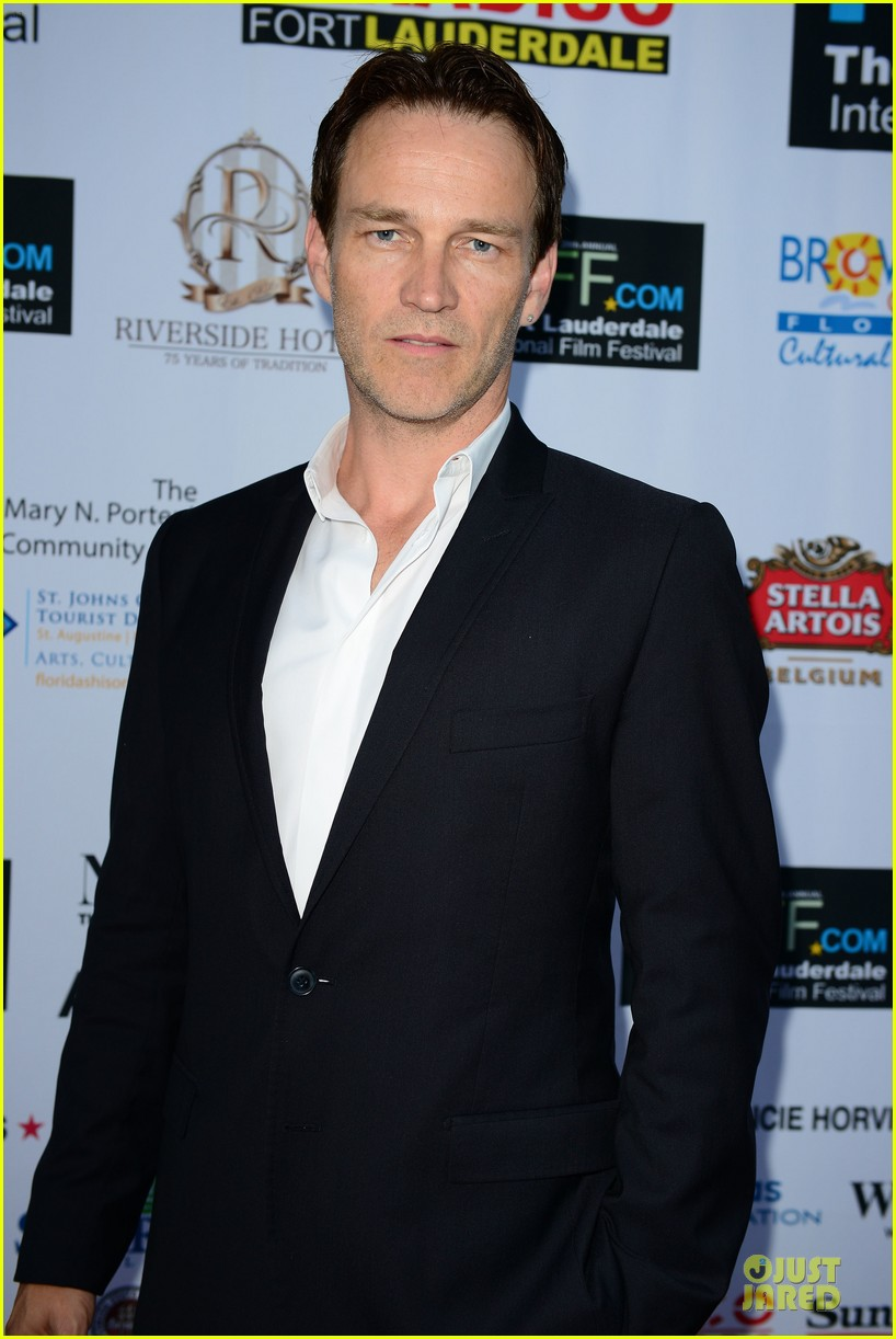 stephen moyer fort lauderdale film fest opening night 02