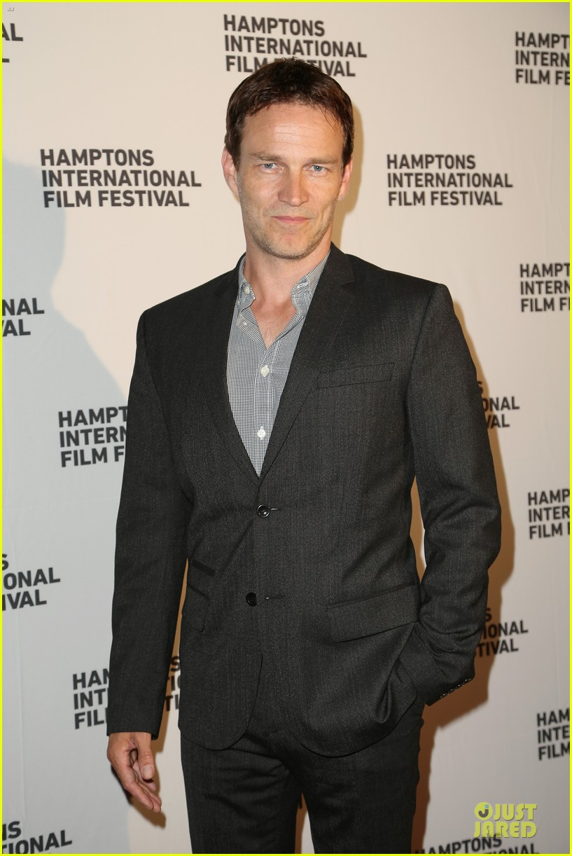 stephen moyer free ride screening at hamptons film fest 04