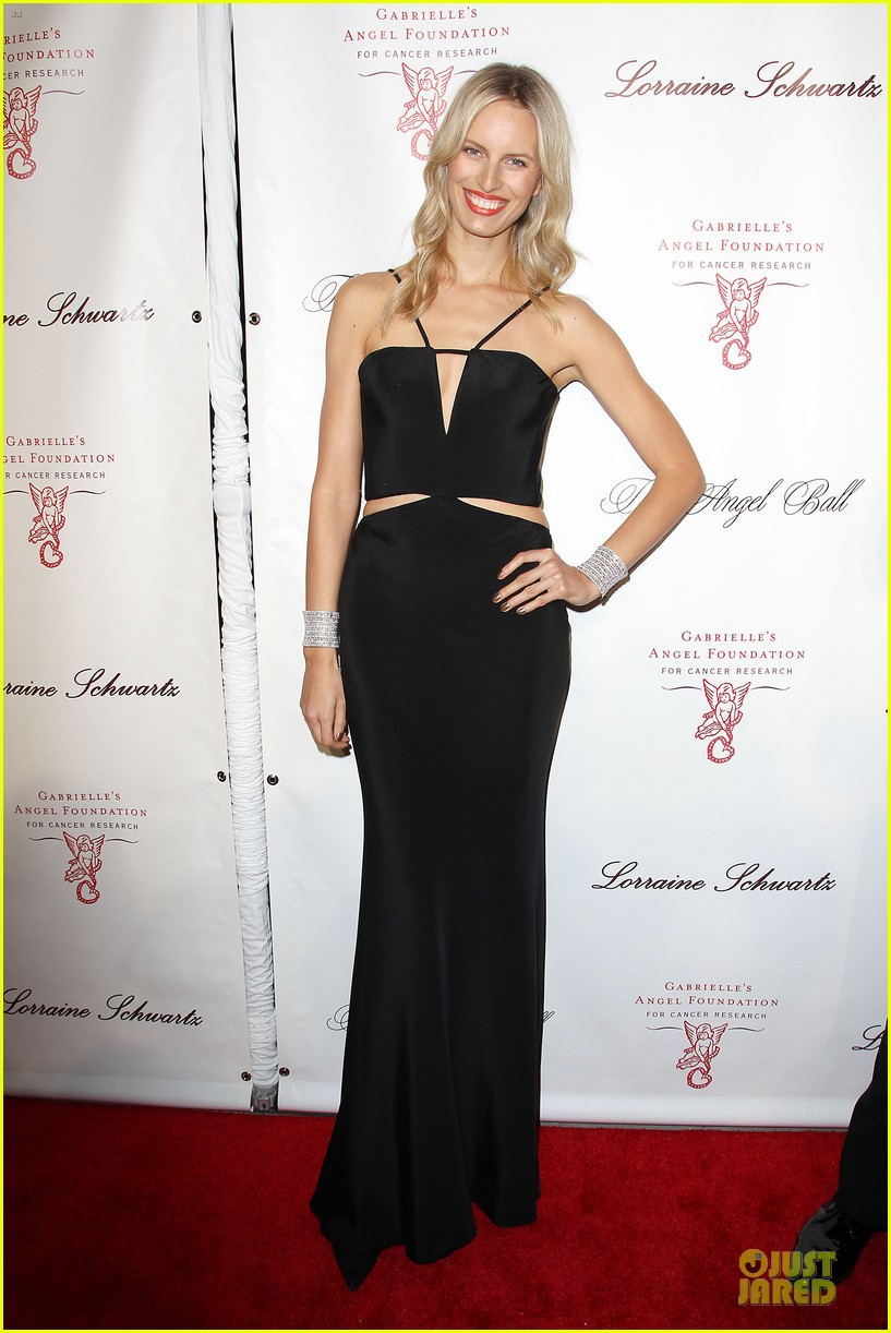 rita ora alyssa miller angel ball 2013 132982701