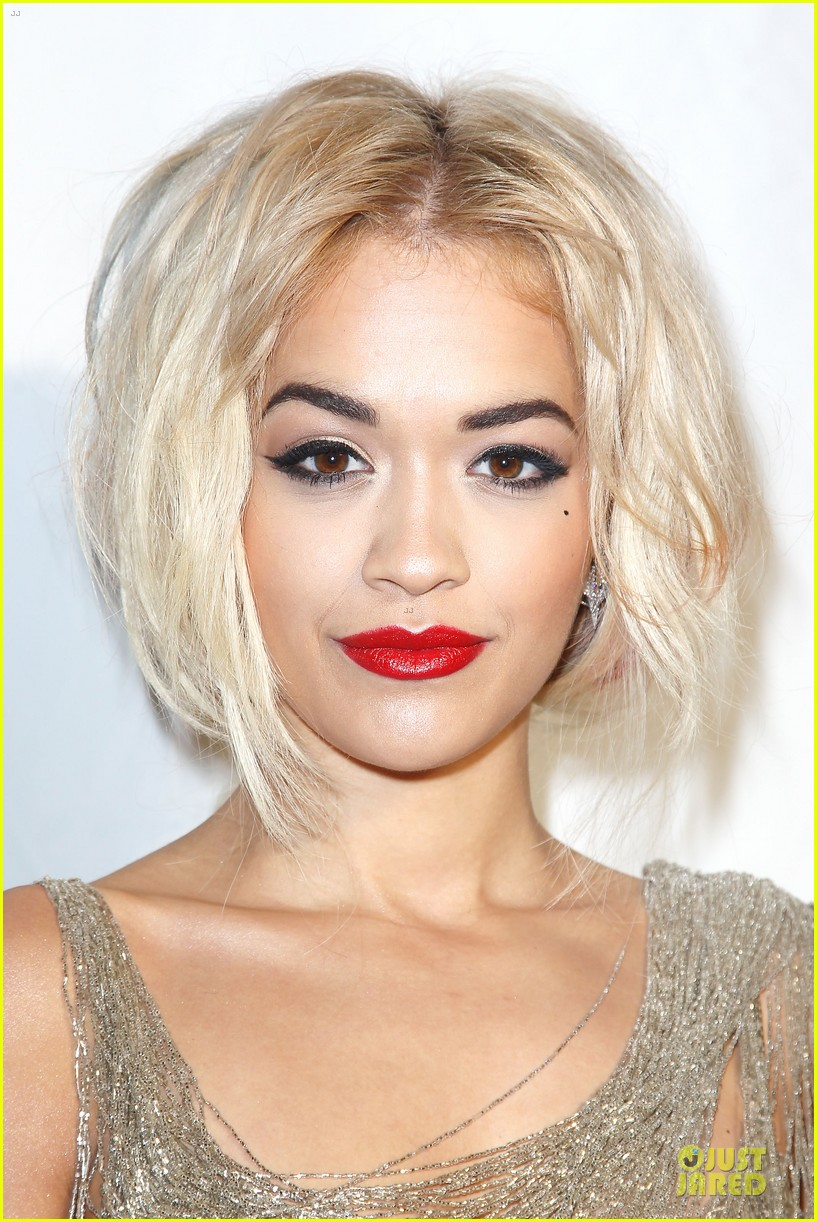 rita ora alyssa miller angel ball 2013 202982708