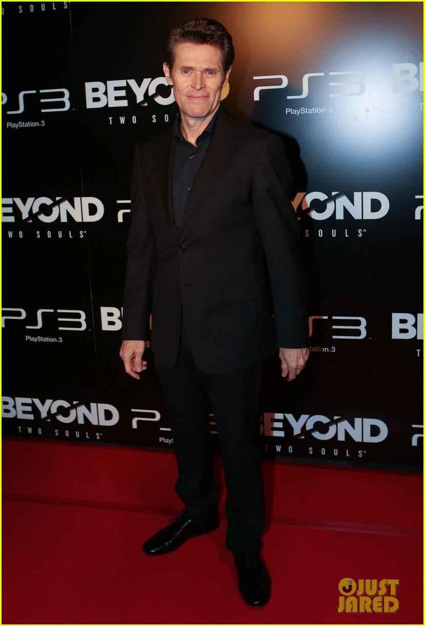 Jennifer Lawrence Beyond Two Souls Ellen Page Beyond Two Souls