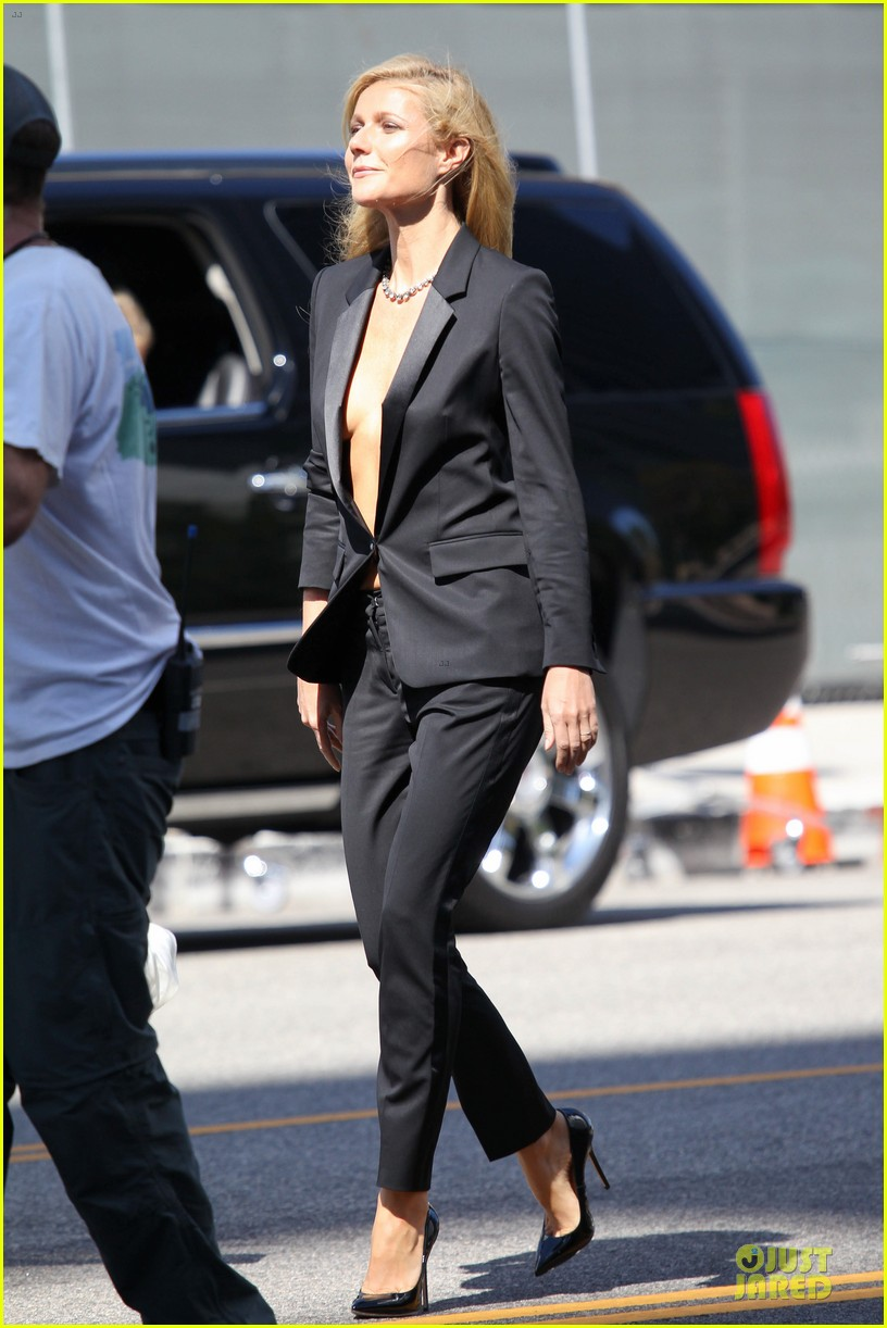 gwyneth paltrow goes braless for hugo boss 012964025