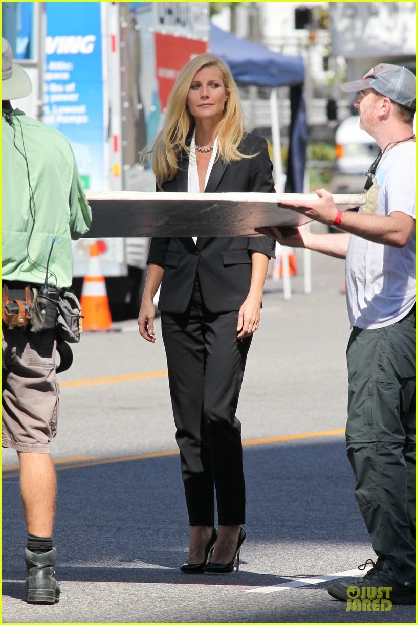 gwyneth paltrow goes braless for hugo boss 09