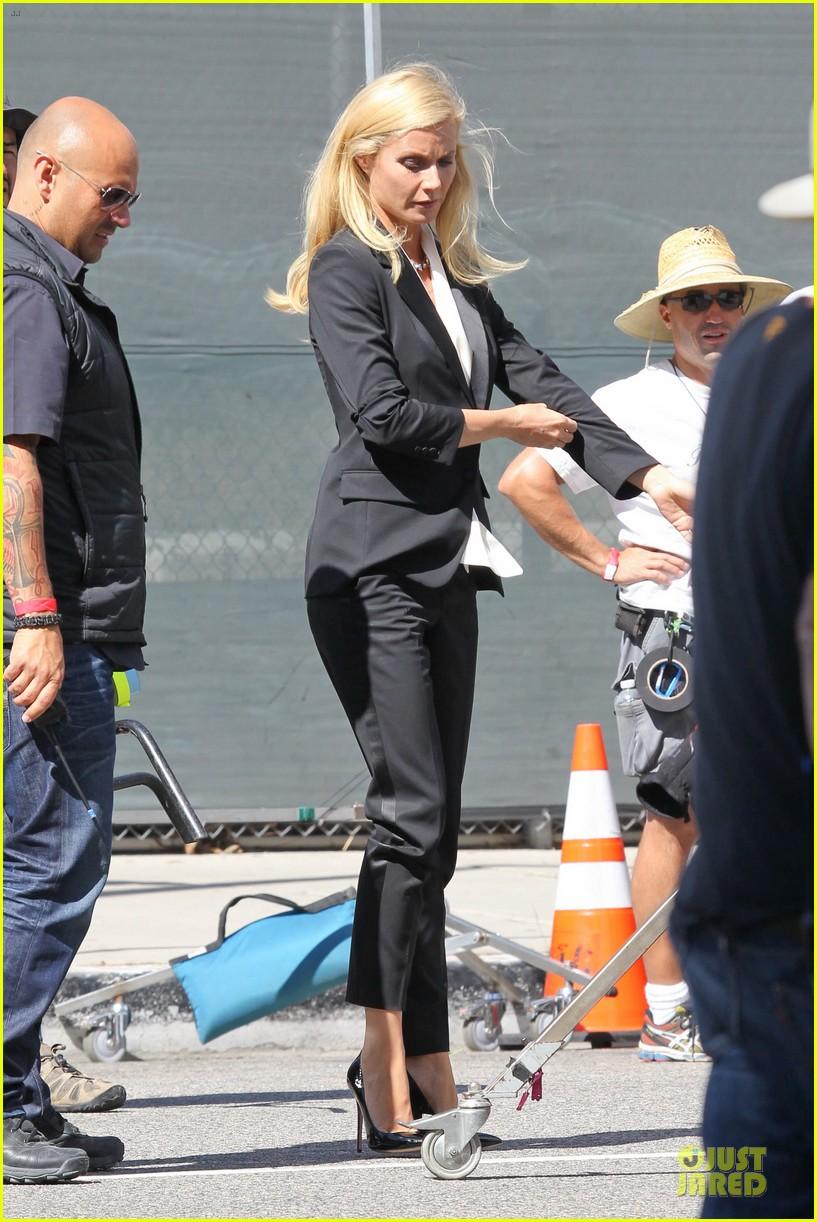 gwyneth paltrow goes braless for hugo boss 27