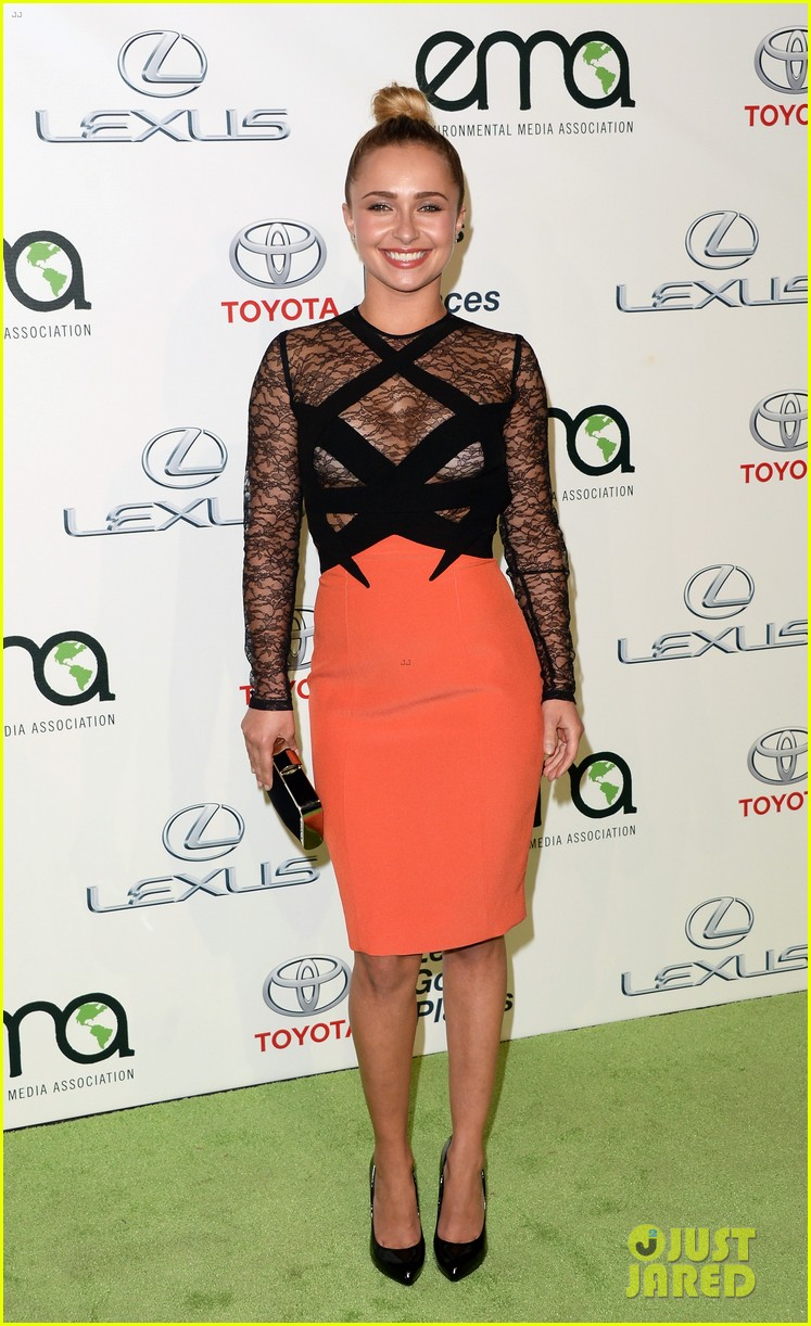 hayden panettiere malin akerman environmental media awards 05