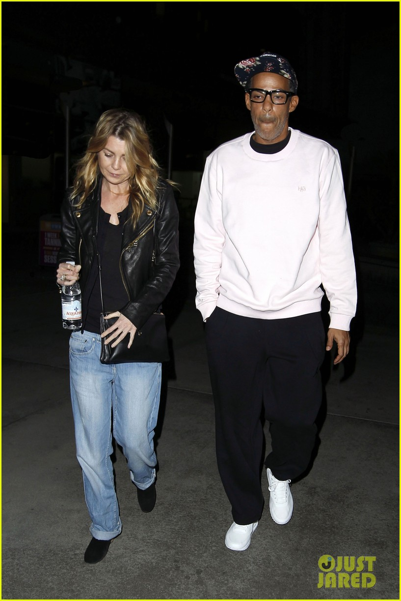 ellen pompeo chris ivery arclight movie date 01