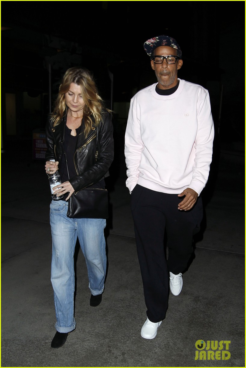 ellen pompeo chris ivery arclight movie date 05