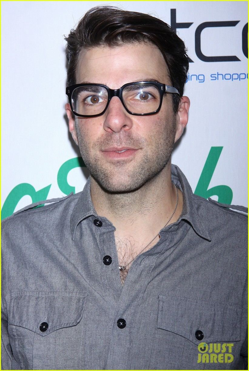 zachary quinto liev schreiber big fish opening night 04