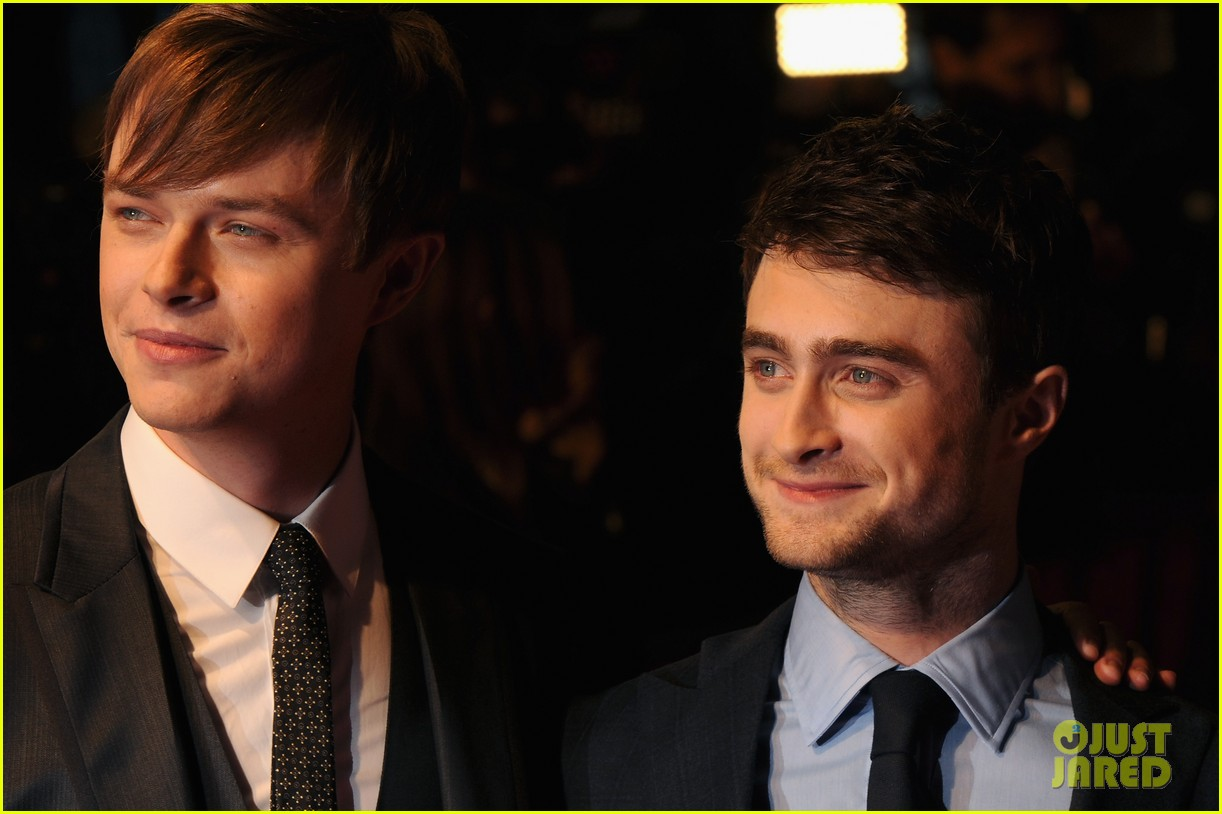 daniel radcliffe dane dehaan kill your darlings at bfi fest 152973834