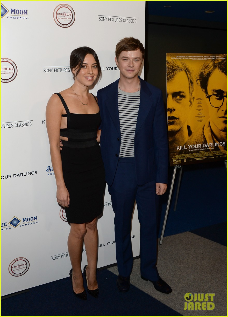 daniel radcliffe dane dehaan kill your darlings premiere 012965544