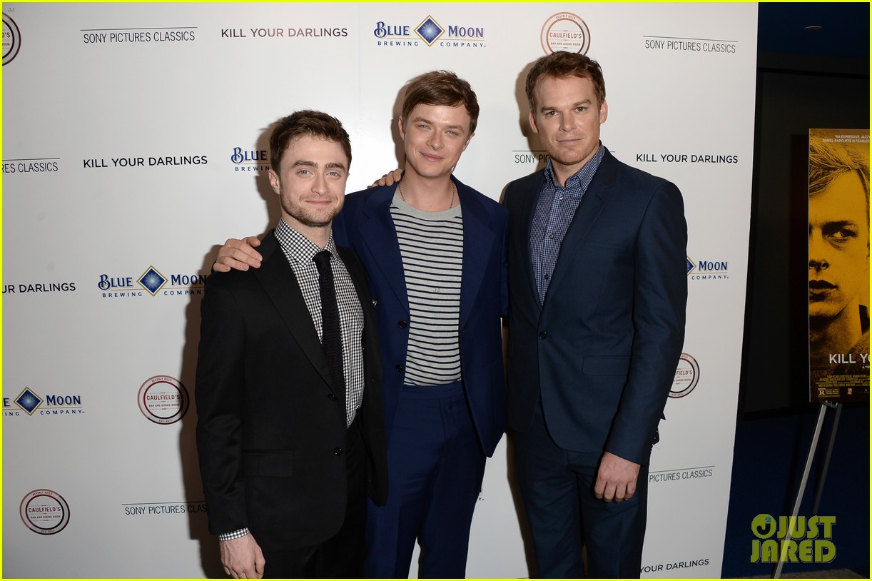daniel radcliffe dane dehaan kill your darlings premiere 19