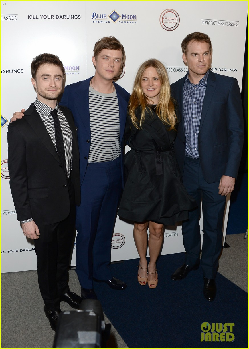daniel radcliffe dane dehaan kill your darlings premiere 20