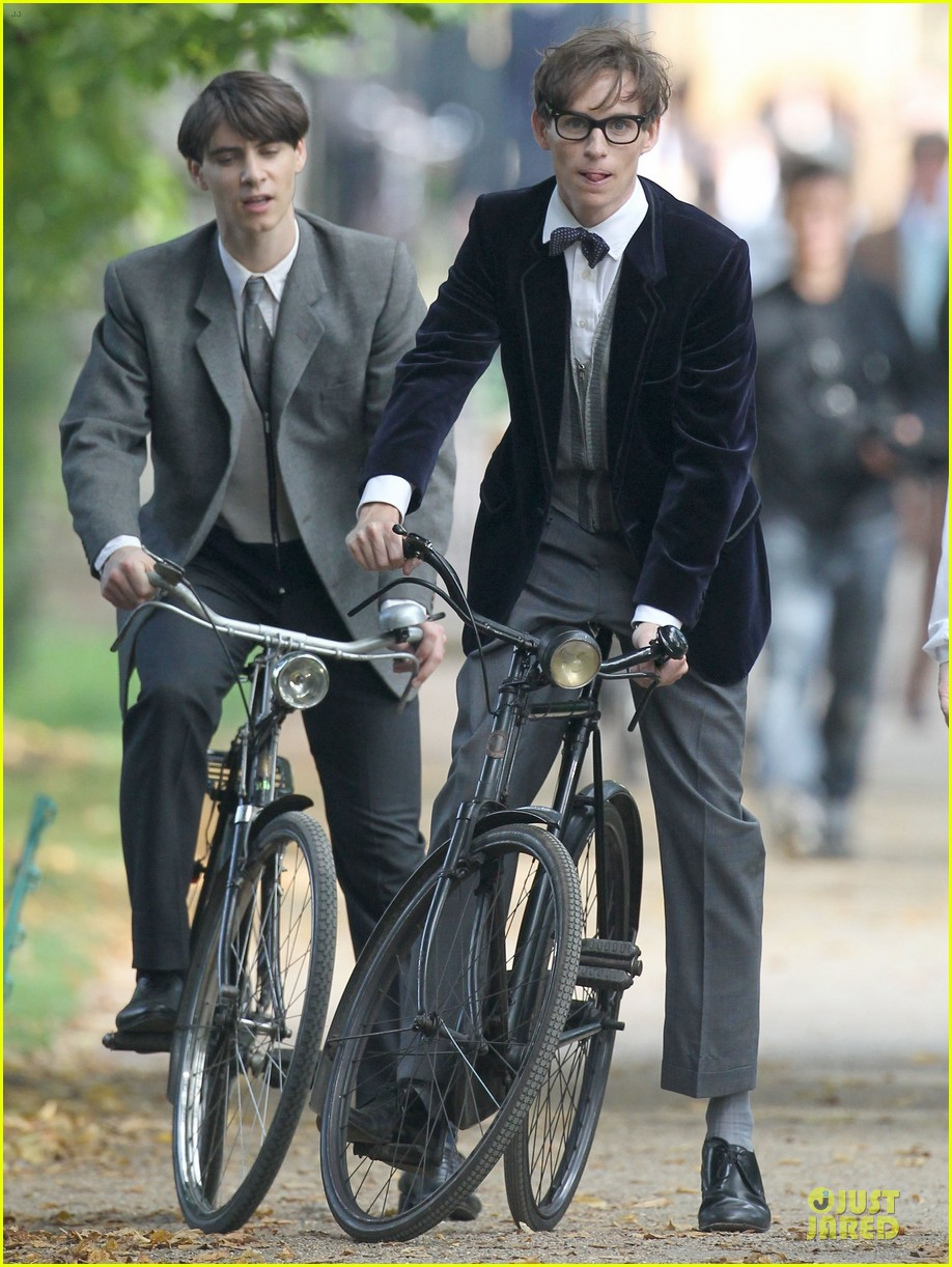 eddie redmayne felicity jones theory of everything set 082968030