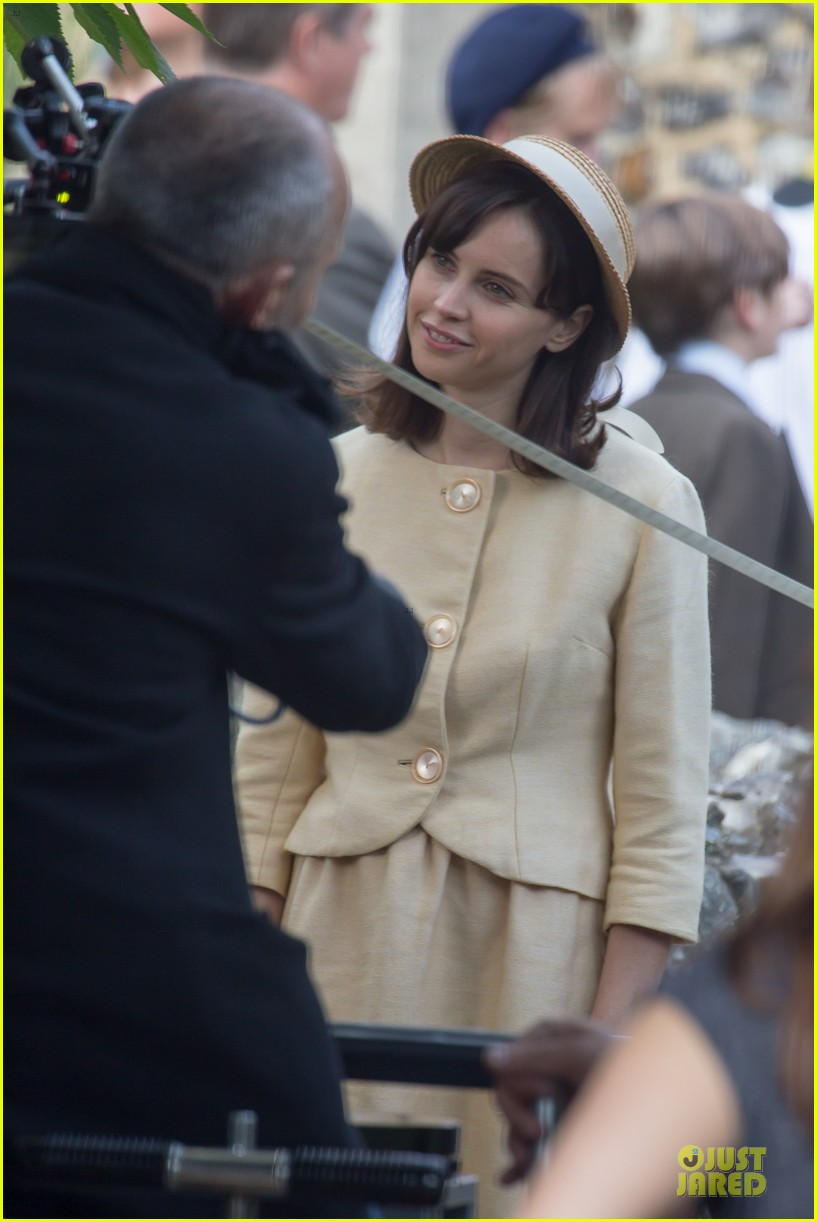 eddie redmayne felicity jones theory of everything set 20