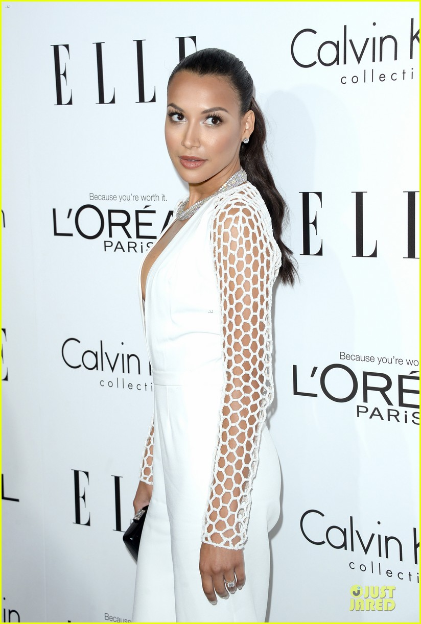 naya rivera chord overstreet elle women in hollywood celebration 20