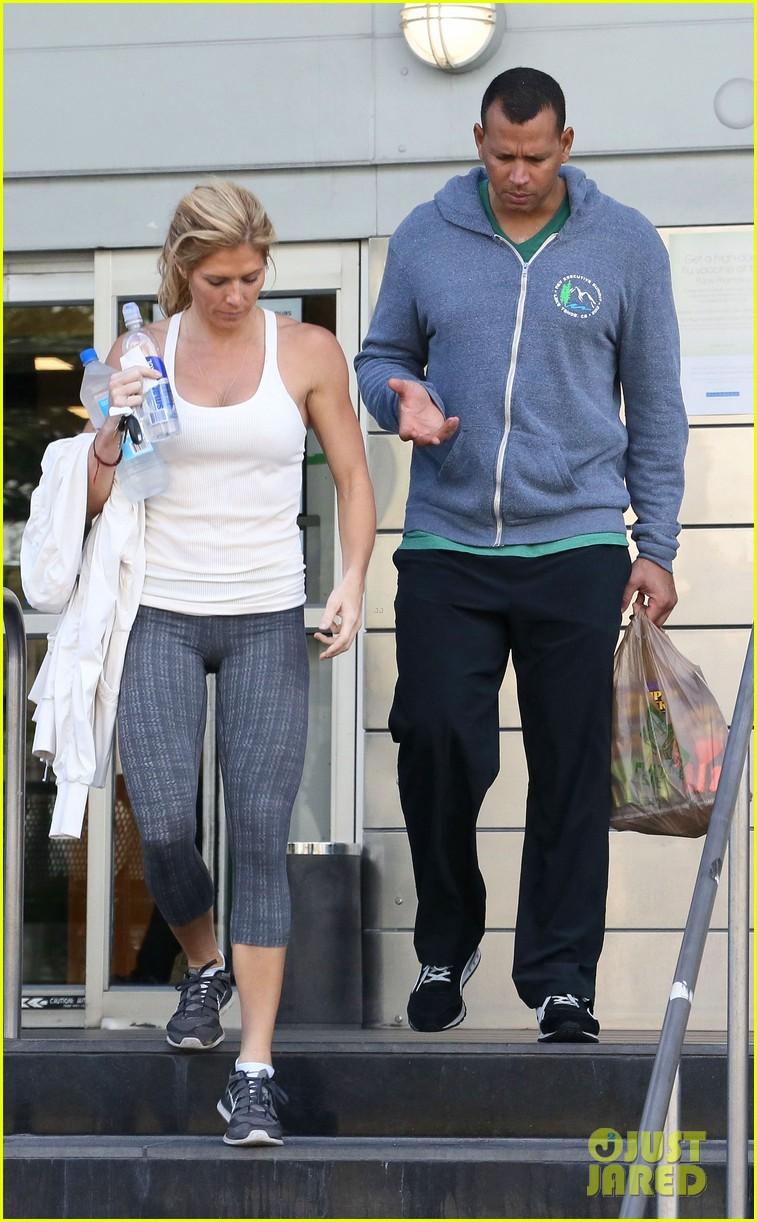 alex rodriguez gym with torrie wilson after whistleblower incident 022976987