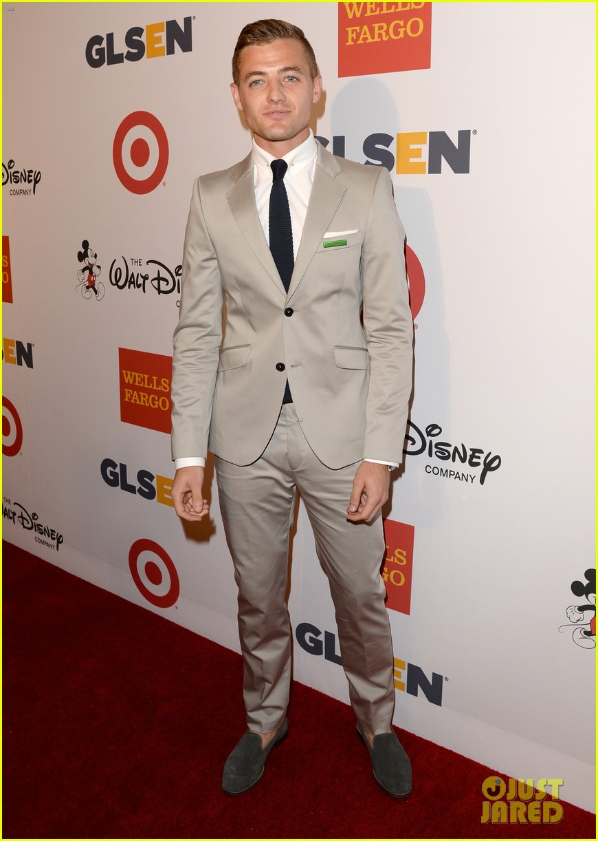 robbie rogers brant daugherty glsen respect awards 062975061