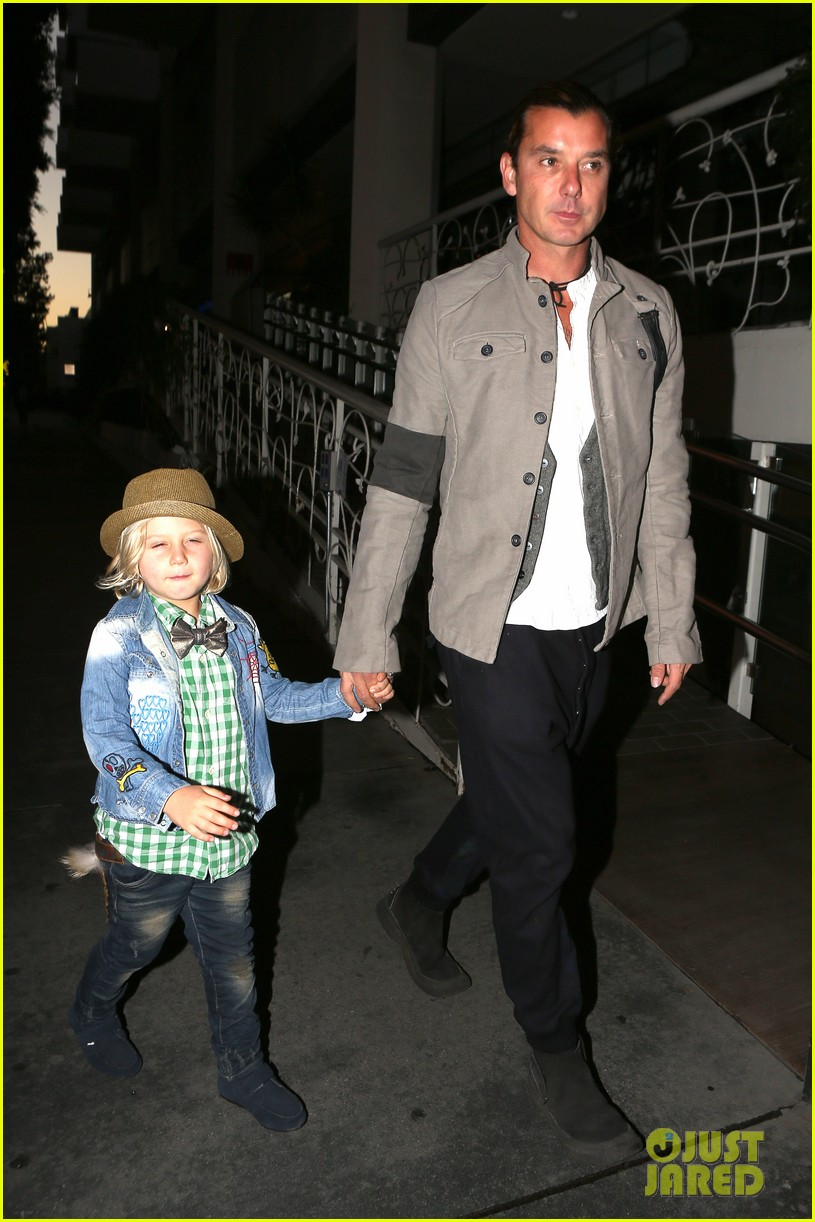 gavin rossdale celebrates birthday with gwen stefani kids 072983190