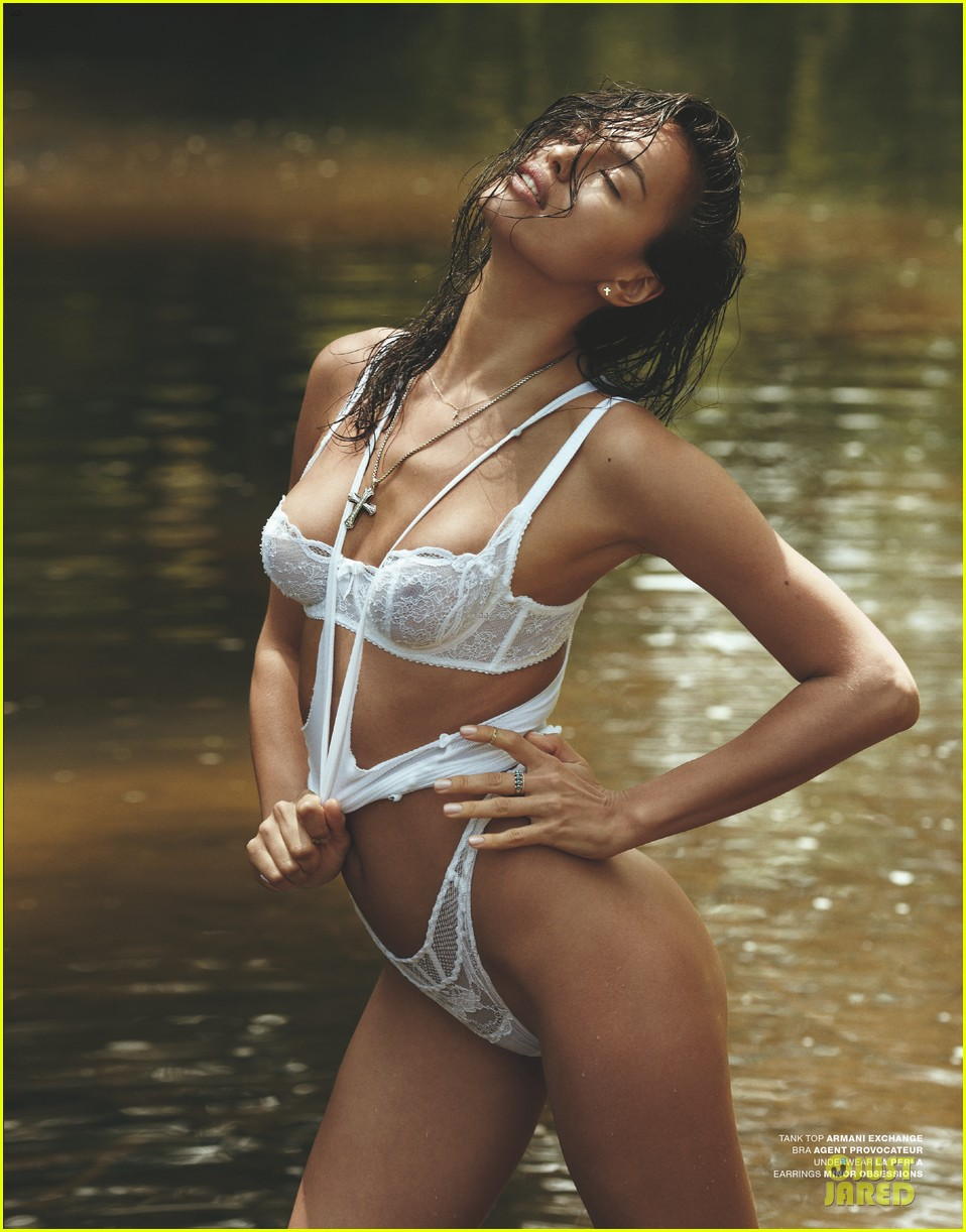 irina shayk topless for vman 10th anniversary issue 032967383