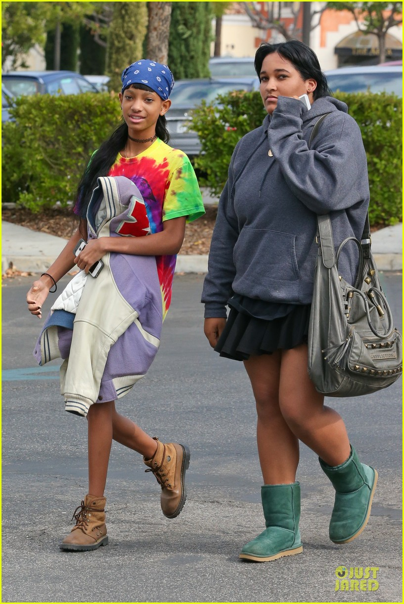 willow jaden smith sugarfish with kylie kendall jenner 122972034