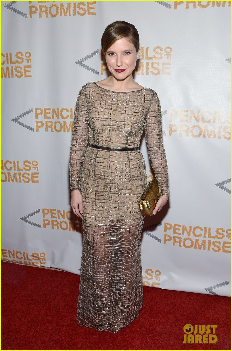 sophia bush serinda swan pencils of promise gala 2013 132978630