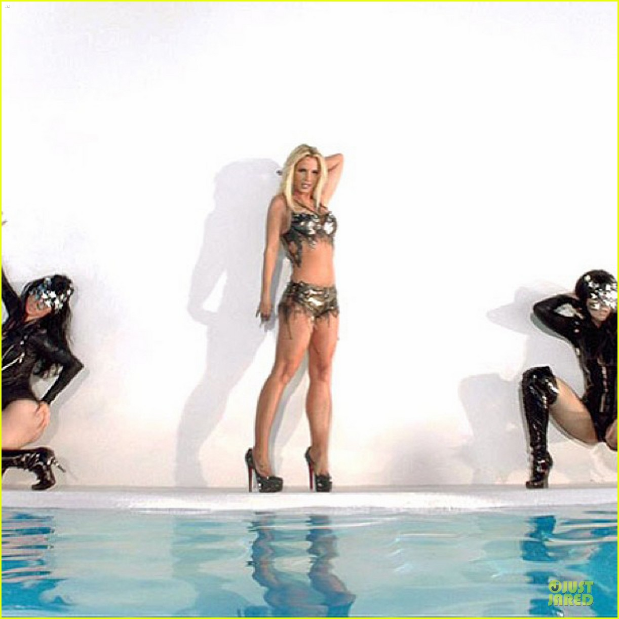 britney spears work bitch music video watch now 062964137