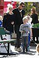 gwen stefani gavin rossdale lake arrowhead with the kids 01
