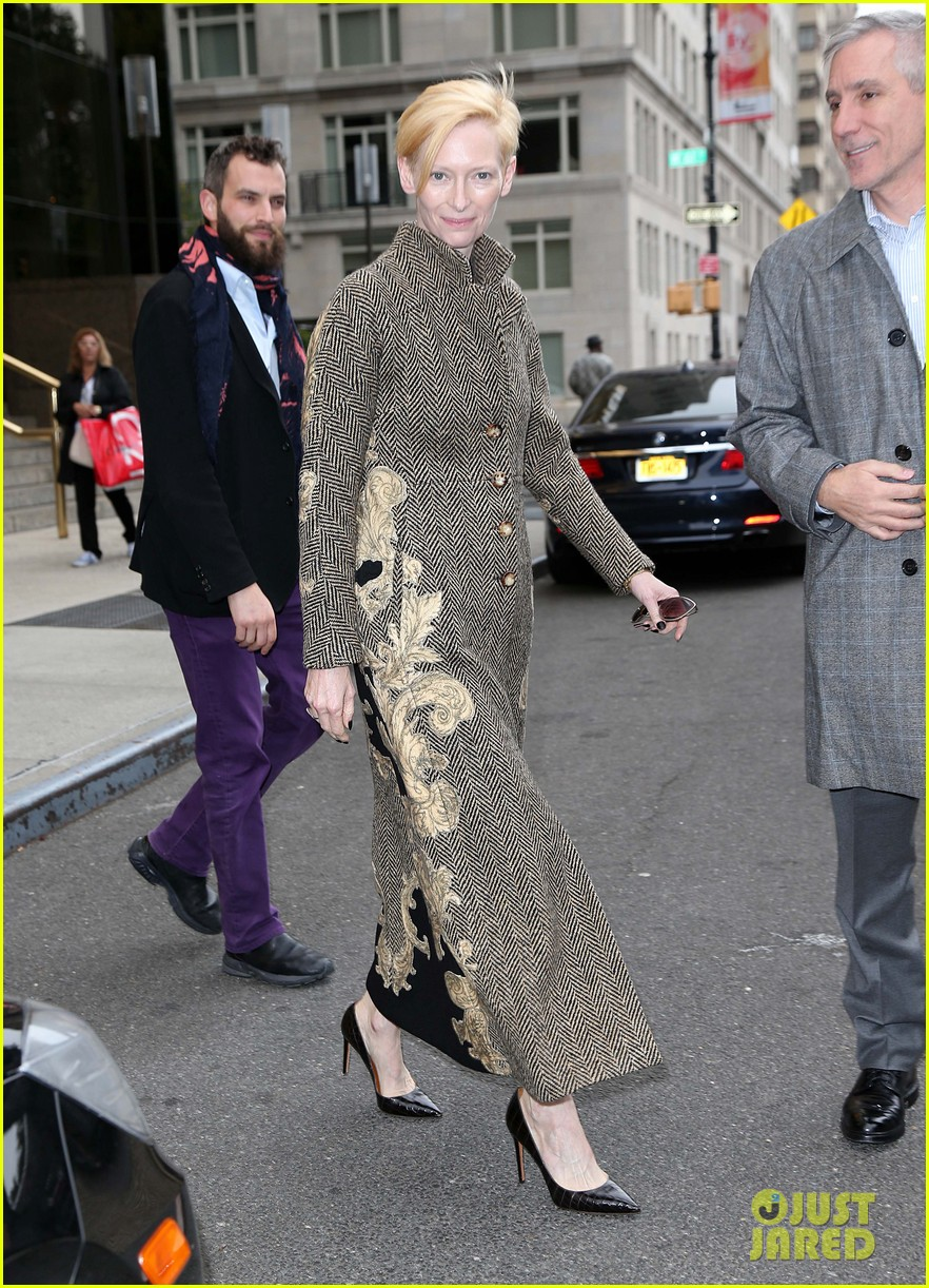 tilda swinton only lovers left alive nyff premiere 032970081