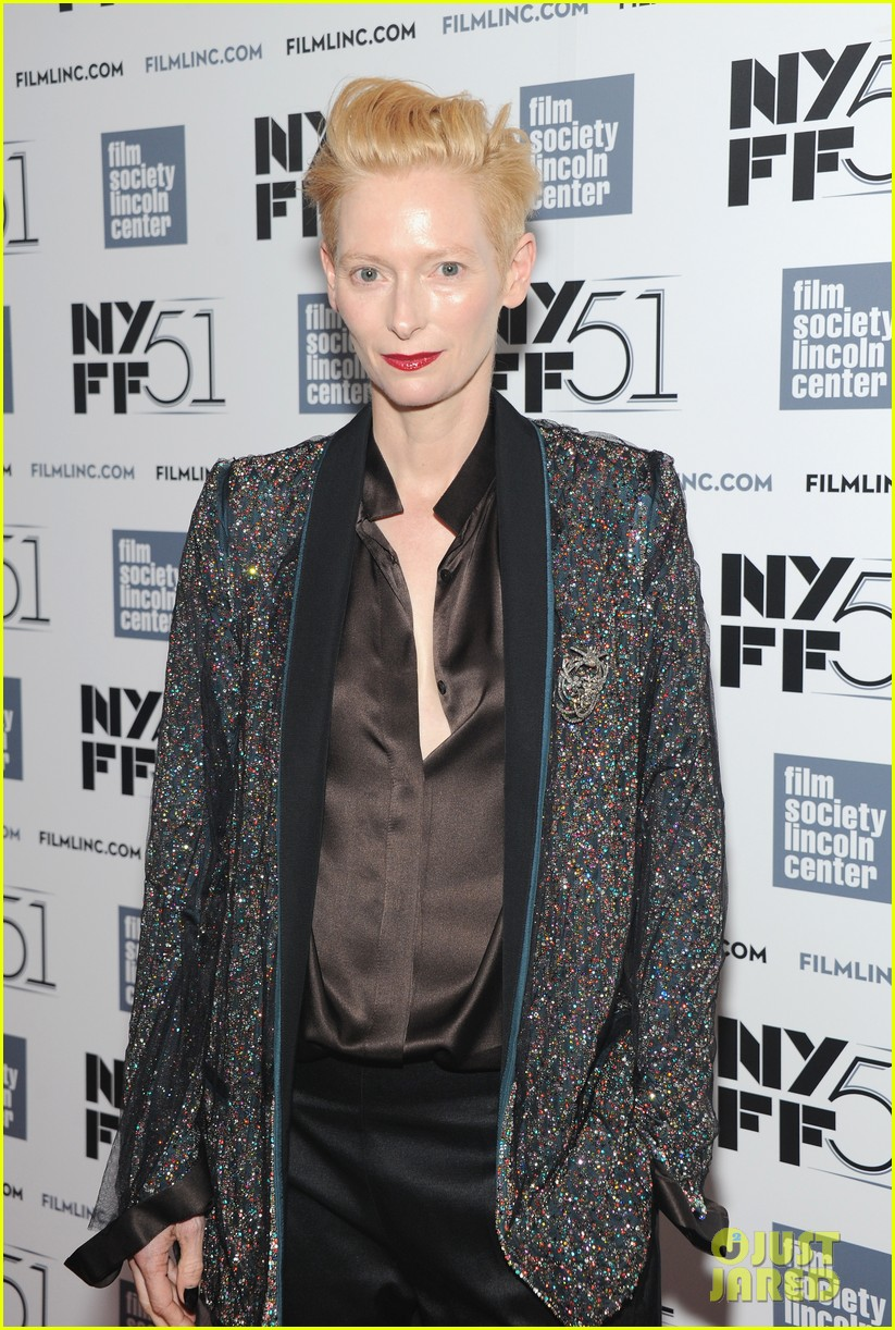 tilda swinton only lovers left alive nyff premiere 072970085