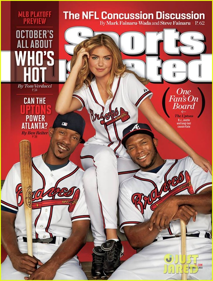 kate upton covers sports illustrated for third time 012967474