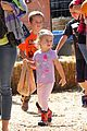 mark wahlberg mr bones pumpkin patch with family 27